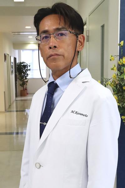 副院長 楠本正博(くすもと まさひろ)