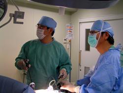 胆石の手術